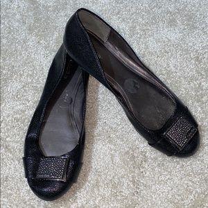 Calvin Klein Leather Flats